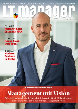 LT-manager - Das Magazin für Logistik & Transport