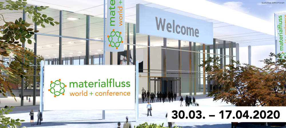 materialfluss world + conference, Virtuelle Messe 17.06. bis 03.07.2020
