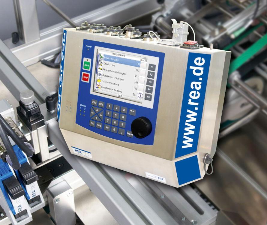 Hochauflösender Tintenstrahldrucker - REA JET HR (HP)